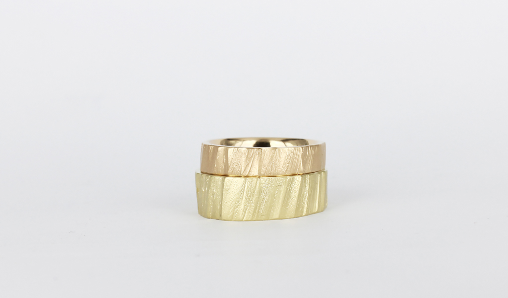 K+R 14K rose and yellow gold   2016